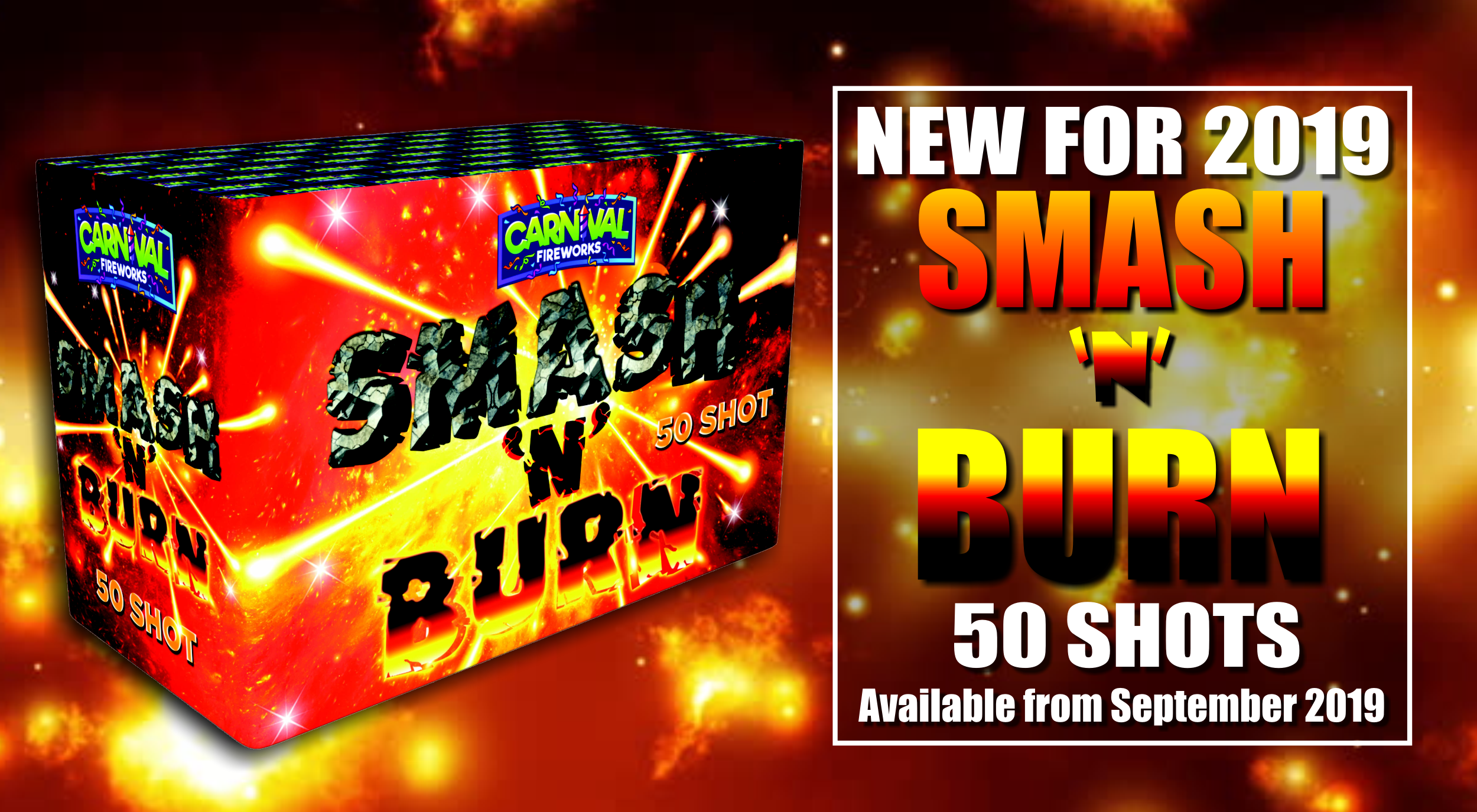 Smash n Burn Banner