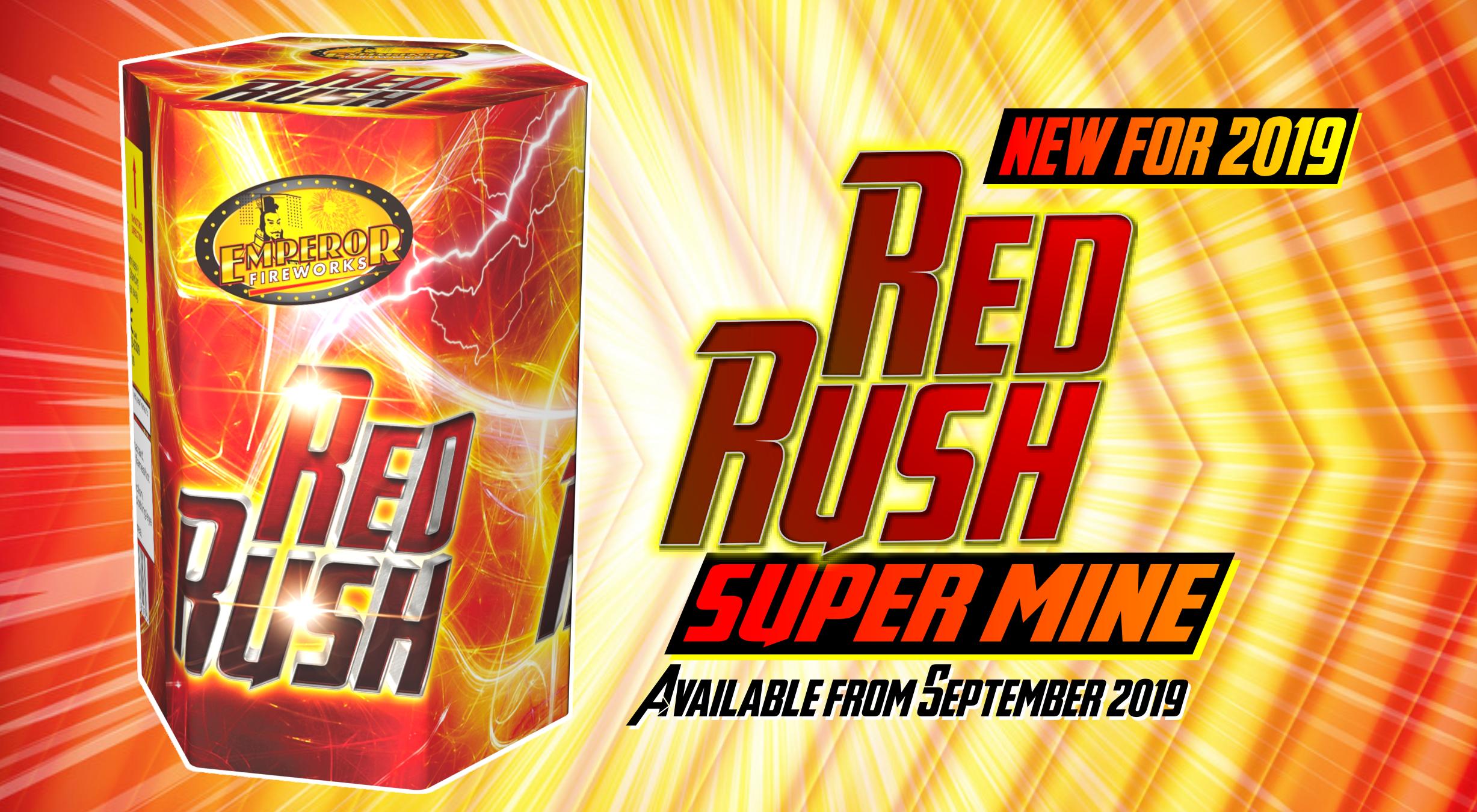 Red Rush Banner