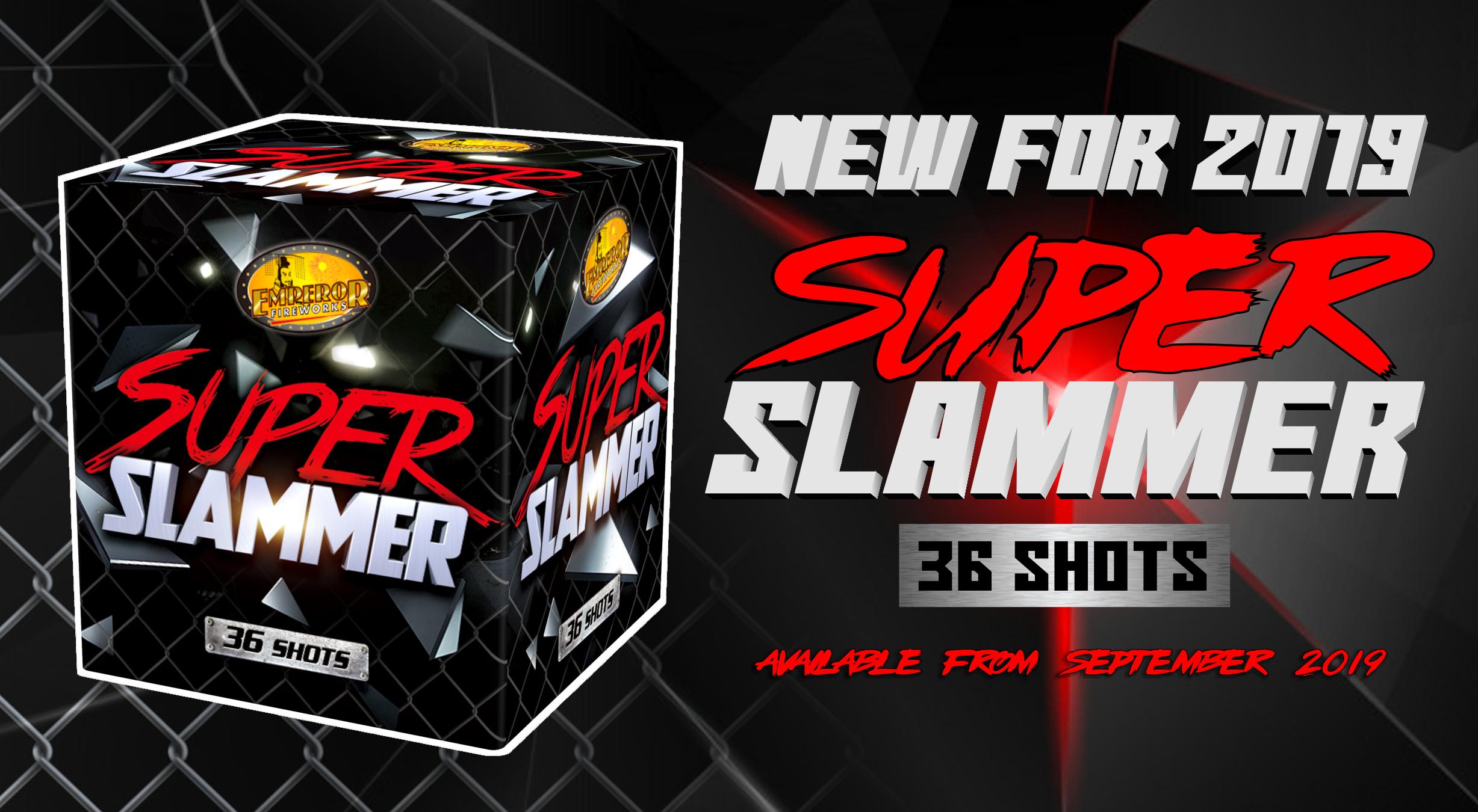 Super Slammer Banner